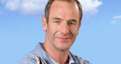 Robson Green's Marriage Over In 40 Seconds