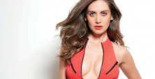 Alison Brie says her GLOW gym sessions have changed her life